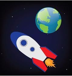 Cosmos vector image