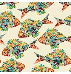 1710fish vector image
