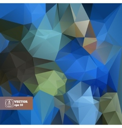 Abstract Trianlges Background vector image