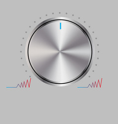 Abstract volume control vector