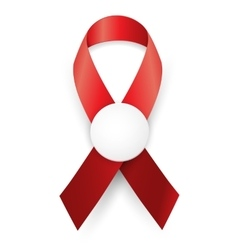 Aids Awareness World Day concept vector image