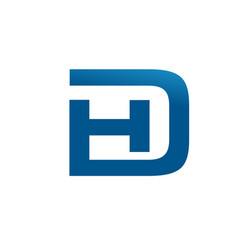 hd logo vector image