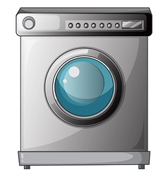 A washing machine vector