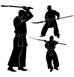 Cossacks vector image vector image