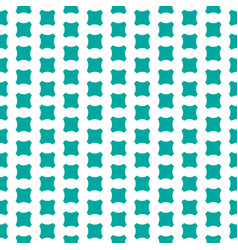 abstract green blue geometric shape seamless vector image