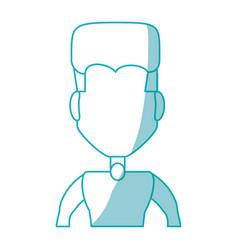 Man fitness cartoon vector