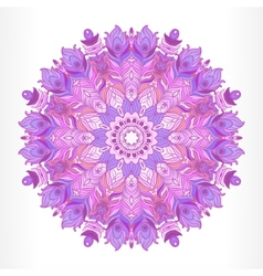 Mandala Vintage decorative element vector image
