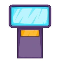Flash icon cartoon style vector image