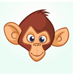 7monkey vector image