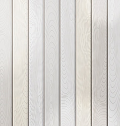 grey wood plank background vector image
