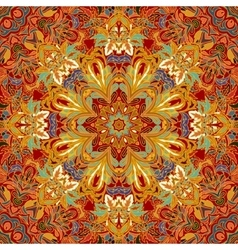 Seamless turkish colorful pattern Endless pattern vector