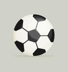 Soccer ball soccer ball icon soccer ball flat vector