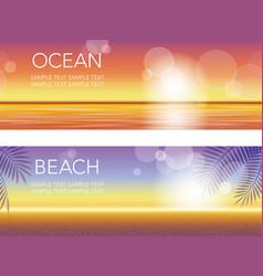 summer background workshop 1 vector image vector image