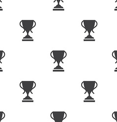 cup seamless pattern vector image