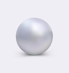 Elegant pearl ready element decoration vector