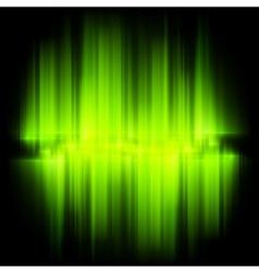 Aurora Borealis Colorful abstract EPS 10 vector image