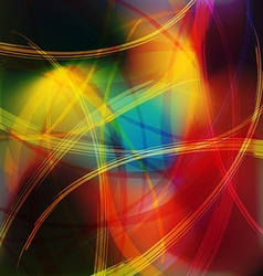 colorful abstract backgrounds for decorate in your vector image