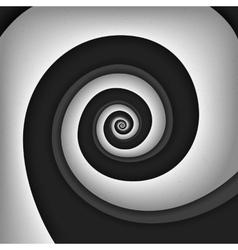 Twist background vector image vector image