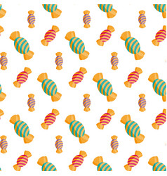 Candy seamless pattern vector