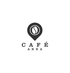 Coffee logo for product label and cafe and resto vector