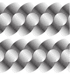 seamless dots pattern eps 10 vector image