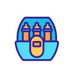 Sterilizer professional hygienic tool icon vector