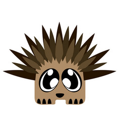 isolated cute animal vector image vector image