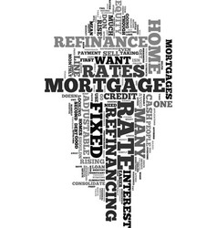 You might still want to refinance text word cloud vector