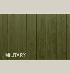 Green wooden textured panels vector
