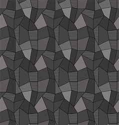 gray background pattern vector image vector image
