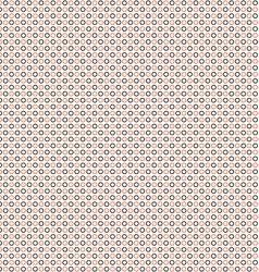 halloween polka dot vector image