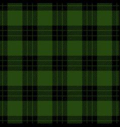 Clan graham scottis tartan plaid seamless pattern vector
