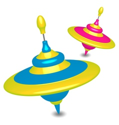 whirligigs vector image