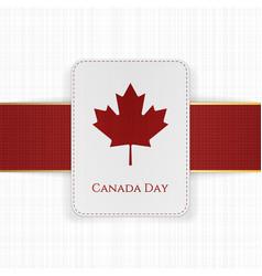 Canada Day Sale special Tag vector
