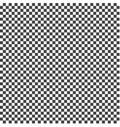 checkered geometric background vector image