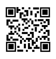 Qr code sample vector