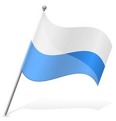flag San Marino vector image vector image