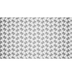 Abstract gray carbon fiber texture background vector