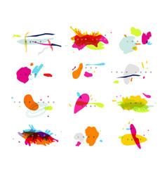 modern design symbols vector image