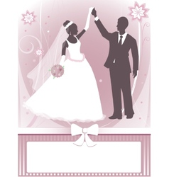 Wedding background EPS10 vector image