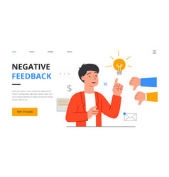 Concept negative work vector