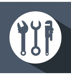 Tools concept design vector