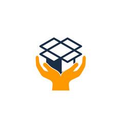 Help box logo icon design vector