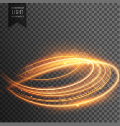abstract transparent light effect background vector image vector image
