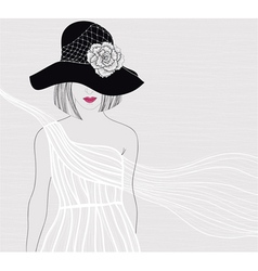 elegant background vector image