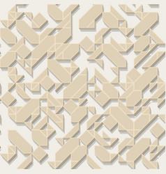 Seamless geometry volume pattern vector