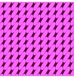 Oval geometric seamless pattern 1903 vector