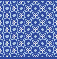 pattern 0137 japanese style vector image