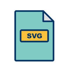 Svg icon vector