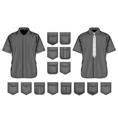 Collection of shirt vector